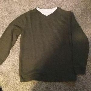 Boys dress sweater